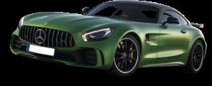 Mercedes-Benz AMG GT Coupé (BM 190)