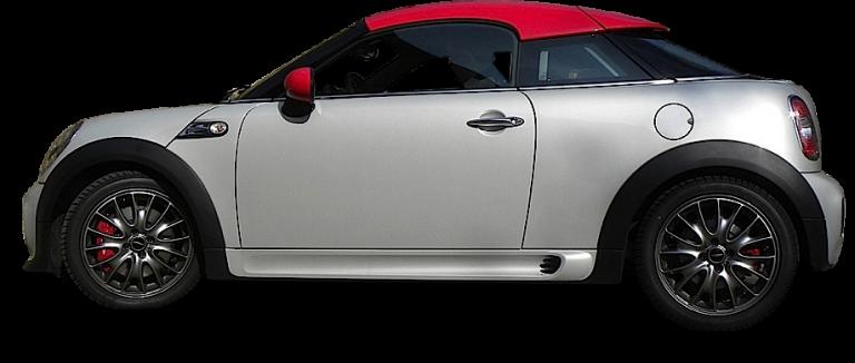 Mini Coupé Serie Coupé (R58)