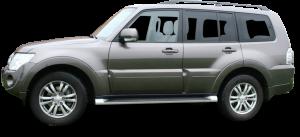 Mitsubishi Pajero SUV (V60/V70)