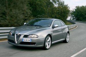 Alfa Romeo GT Coupé (125)