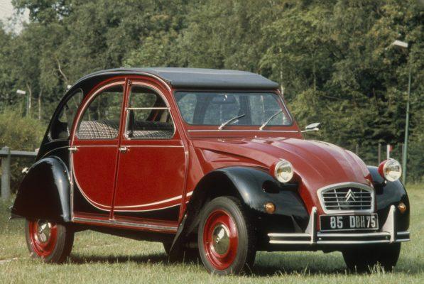 Vor 30 Jahren: Citroën schickt den 2CV in Rente