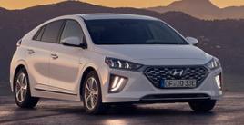 Hyundai IONIQ Plug-In Hybrid Auto
