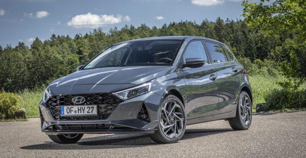 Den Hyundai i20 gibt es ab 13.637 Euro