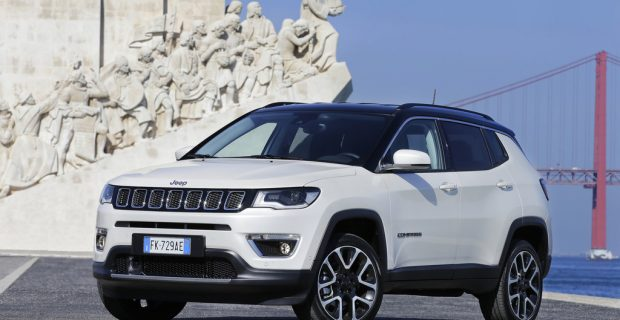 Jeep Compass Limited.