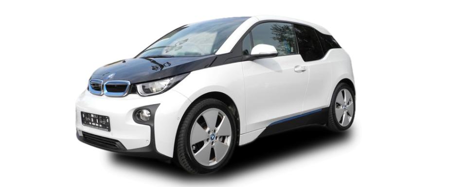 Elektro Kleinwagen BMW i3