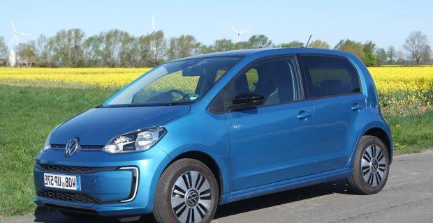 Volkswagen-e-up! Elektro Kleinwagen
