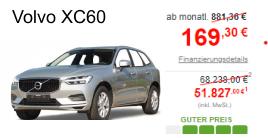 Volvo XC60 Elektroauto