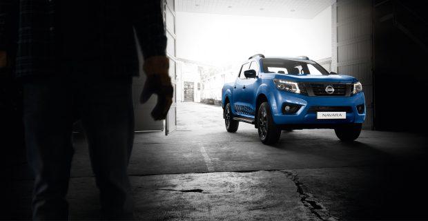 Nissan Navara N-Guard.