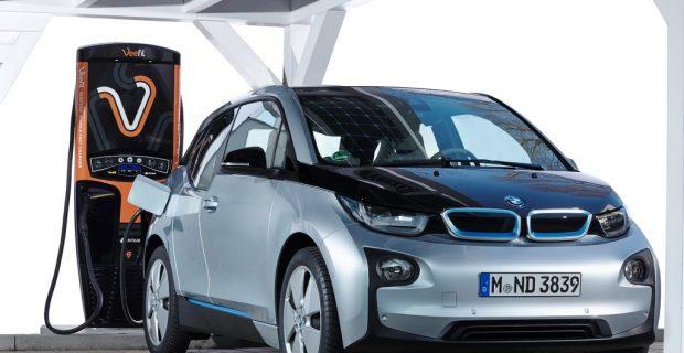 BMW i3 Elektro Kleinwagen