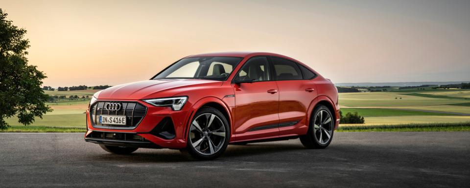 Umweltprämie Audi e-tron