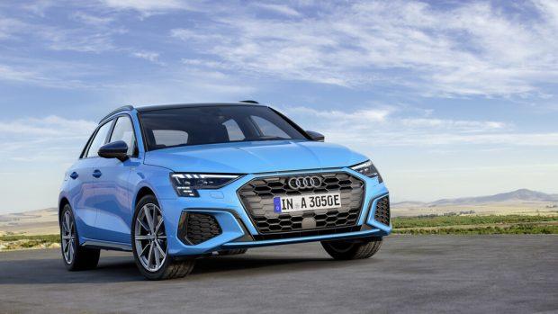 Audi A3 Sportback bekommt einen starken Plug-in-Hybrid