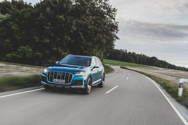 Audi SQ7 und SQ8: Mehr von allem