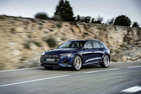 Audi e-Tron S: Nachgeschärft und sportlicher