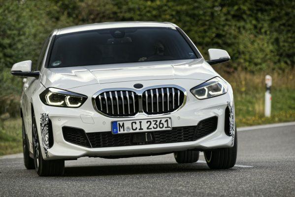BMW 128ti: Finale Erprobung in der Eifel