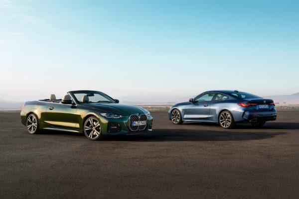 BMW 4er Cabrio: Große Nase, elegante Linie