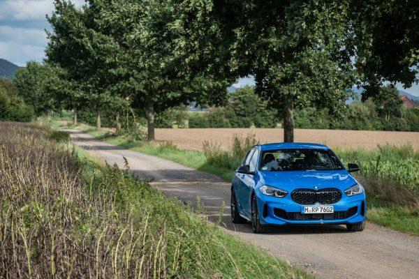 BMW M 135i: Leise ruft das M