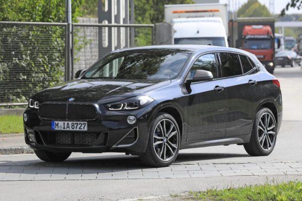 BMW X2 erhält Facelift