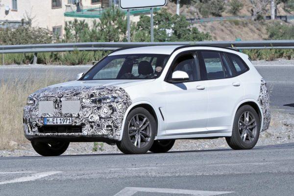BMW X3 erhält Facelift: Aufgefrischt fürs neue Modelljahr