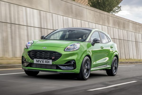 Ford Puma ST: Performance-Zuwachs