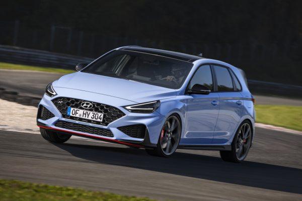 Hyundai i30 N bekommt ein Doppelkupplungsgetriebe