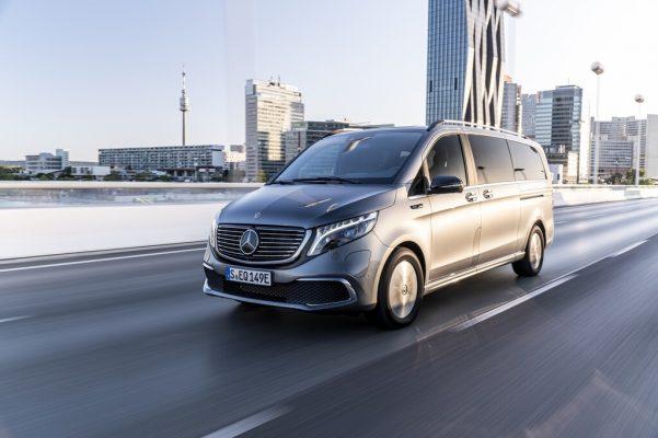 Mercedes-Benz EQV 300: Mit hohem EQ