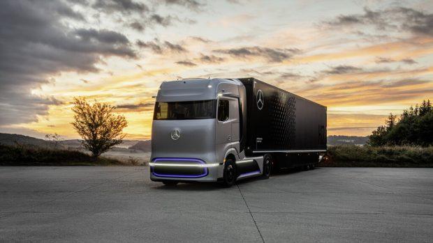 Batterie und Wasserstoff sollen Zukunft des Transports bestimmen