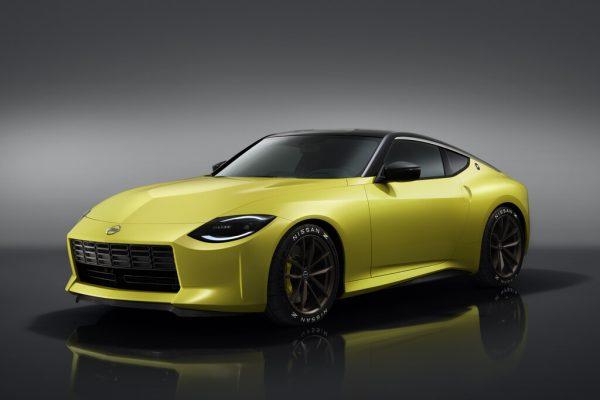 Nissan Z Proto: 50 Jahre und kein bisschen leise