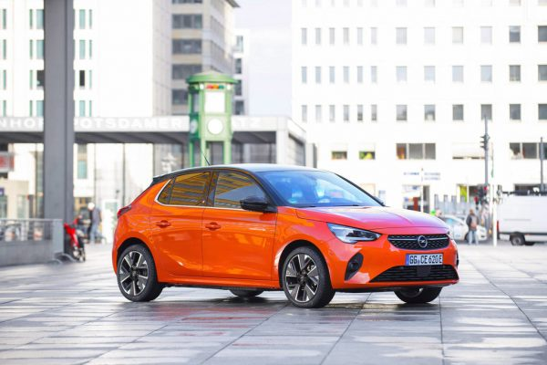 Opel Corsa-e: Alles zu seiner Zeit