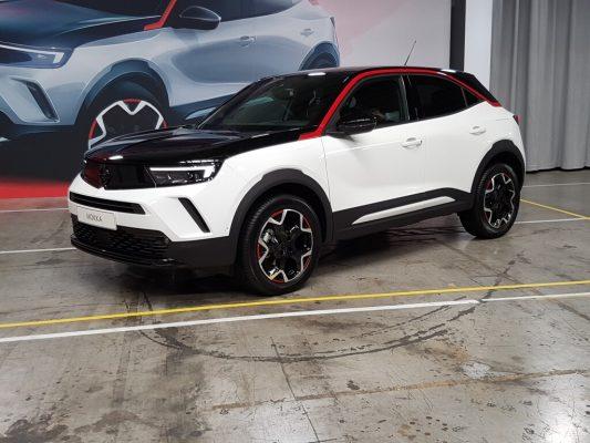 Opel Mokka: Kürzer, leichter, elektrischer