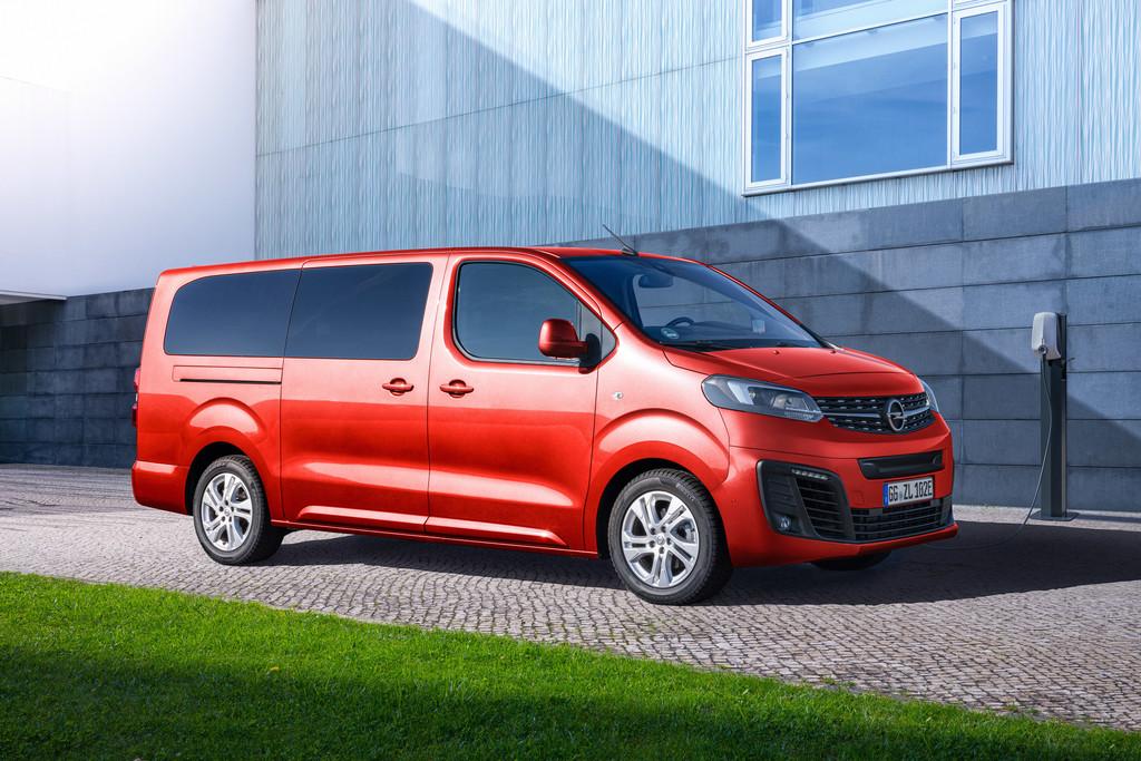 Opel Zafira-e Life L