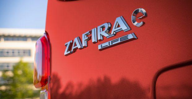 Opel Zafira-e Life