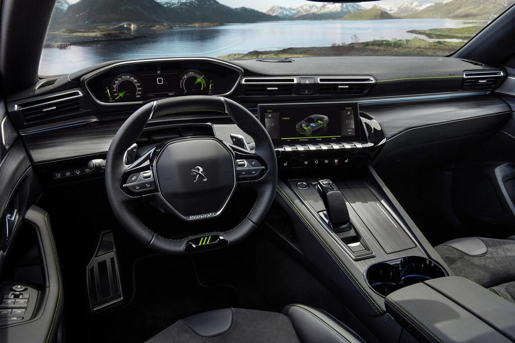 Peugeot 508 PSE Hybrid