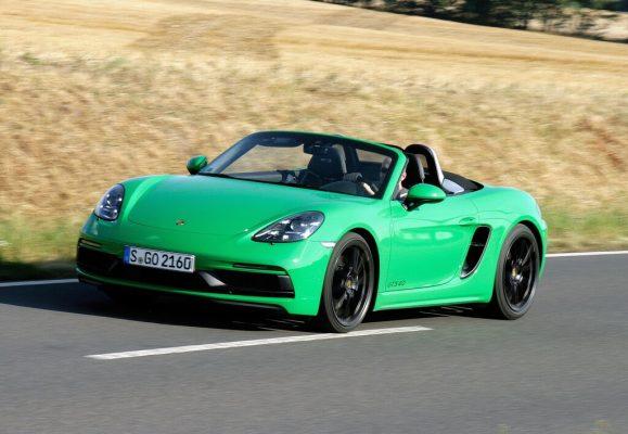 Fahrbericht Porsche Boxster GTS 4.0