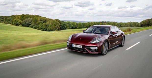 Porsche Panamera: Racer mit Reisekomfort