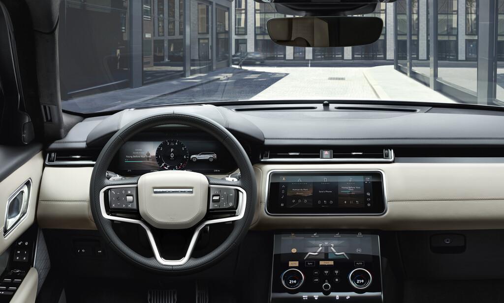 Rang Rover Velar