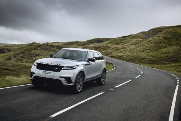 Im Range Rover Velar trumpfen die Sechszylinder auf