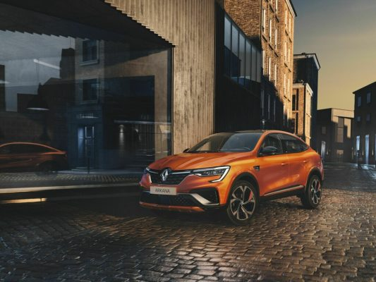 Renault Arkana kommt nächstes Jahr nach Europa