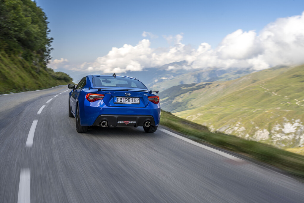 Subaru BRZ Final Edition.