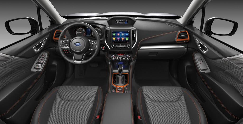 Subaru Forester Edition Sport 40.
