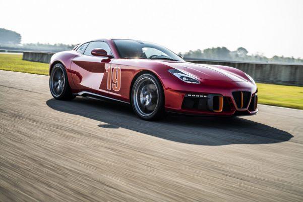 Wenn Ferrari auf Alfa Romeo und Tatra trifft