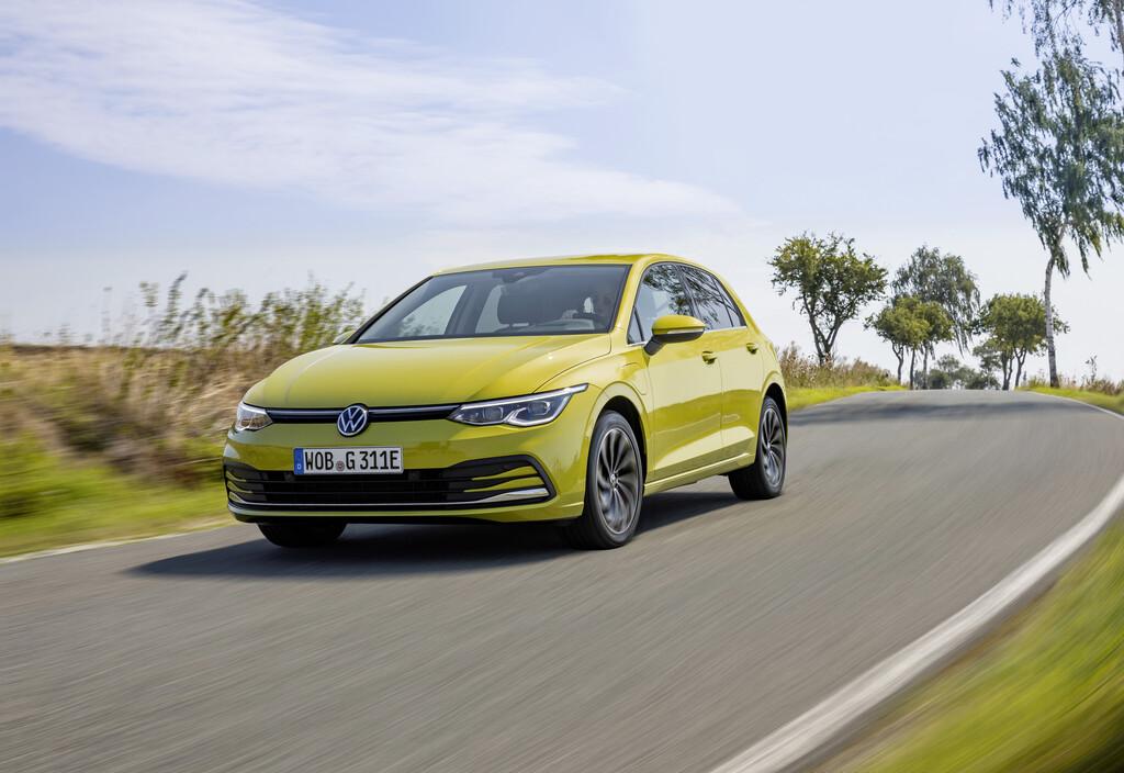 VW Golf e-Hybrid.