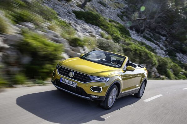 Volkswagen T-Roc Cabriolet: Die Tradition wird fortgesetzt