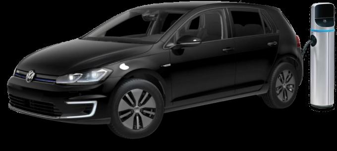 VW e-Golf 100 kW (136 PS) inkl. Anlieferung & Zulassung