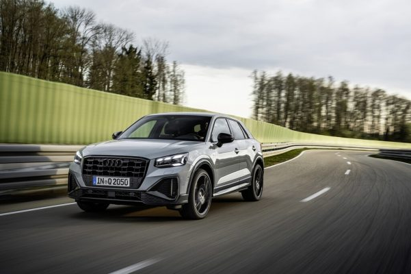 Audi Q2: Sauber währt am längsten
