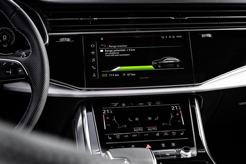 Audi Q8 60 TFSI e-Quattro