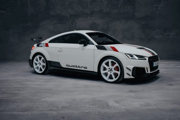 Audi TT RS bekommt eine Jubi-Edition
