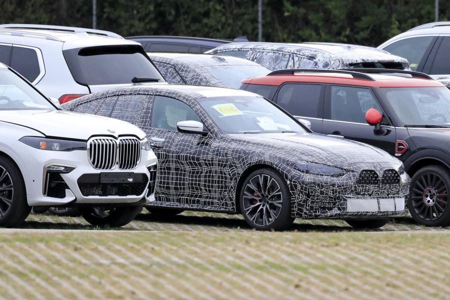 BMW 4er GranCoupe