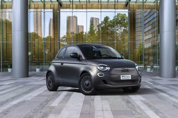 Fiat 500 und 3+1: Elektrisch und eine Tür für den Nachwuchs