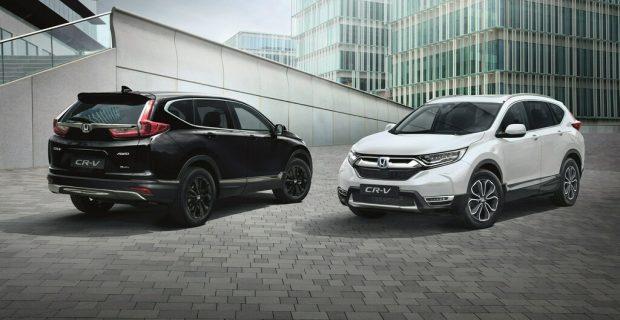 Honda CR-V Sport Line.