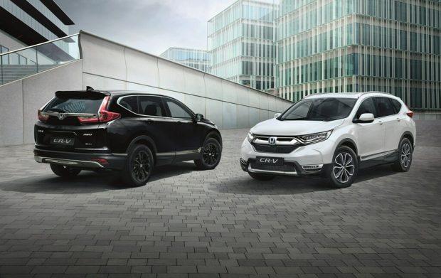 """Honda CR-V als """"Sport Line"""""""